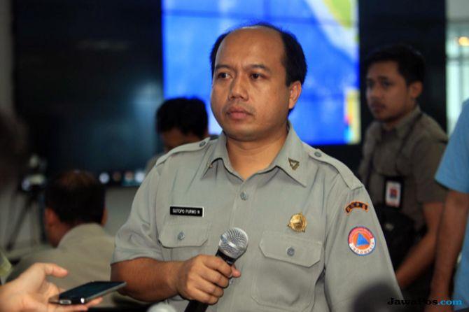 Ulang Tahun 7 Oktober, Sutopo Dapat Hadiah Terindah dari Jokowi