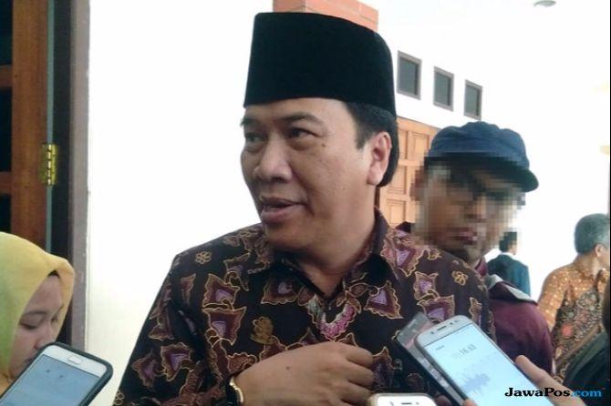 Rektor Undip Yos Johan Utama