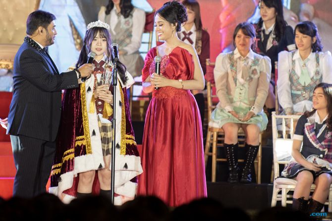 Unggul 20 Ribu Suara, Yupi Menangi Pemilu ala JKT48