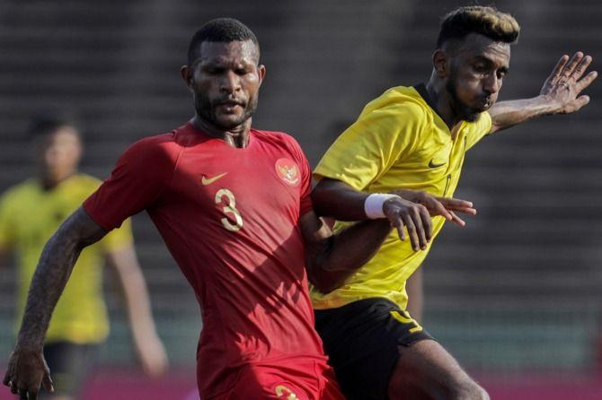Ungkapan Striker Timnas U-22 Indonesia Usai Bobol Gawang Malaysia