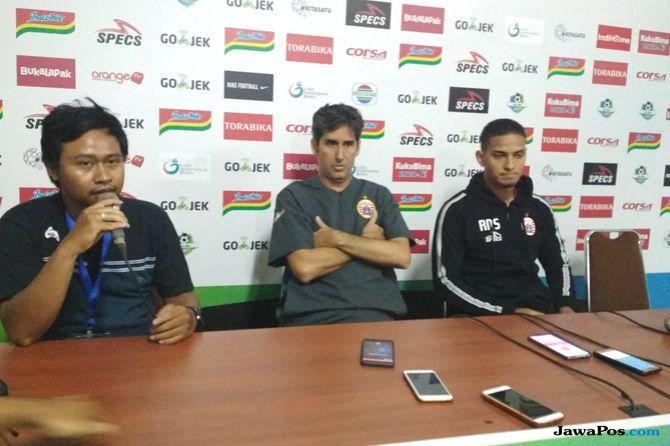 Persija Jakarta, Arema FC, Liga 1 2018, Stefano Cugurra Teco, Stefano Cugurra, Teco