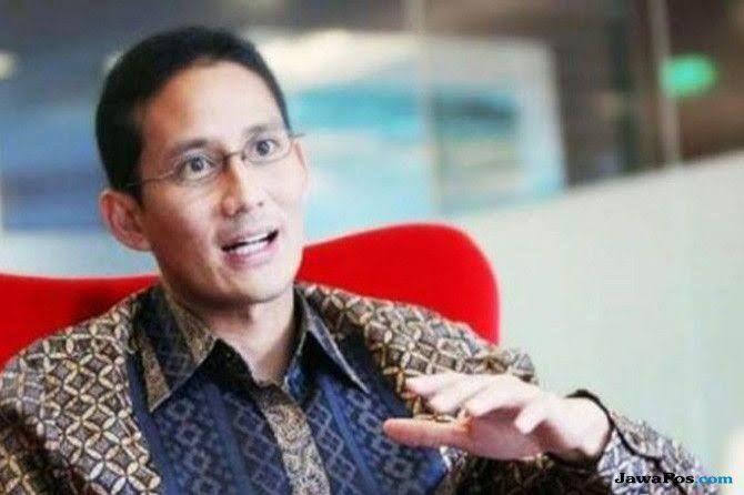 ISAT Untung Rugi Jika Sandiaga Beli Kembali Saham Indosat