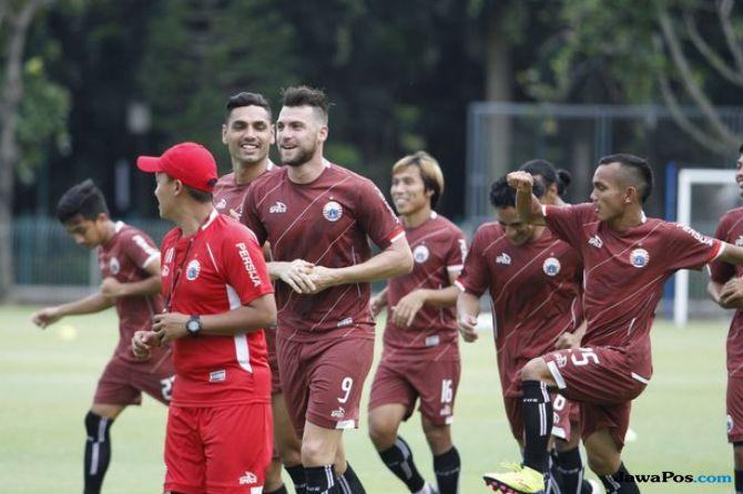 Persija Jakarta, Persikabo Kabupaten Bogor, Piala Indonesia 2018,