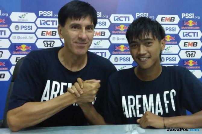 Piala Indonesia 2018, Liga 1 2018, Arema FC, Persekam Metro FC
