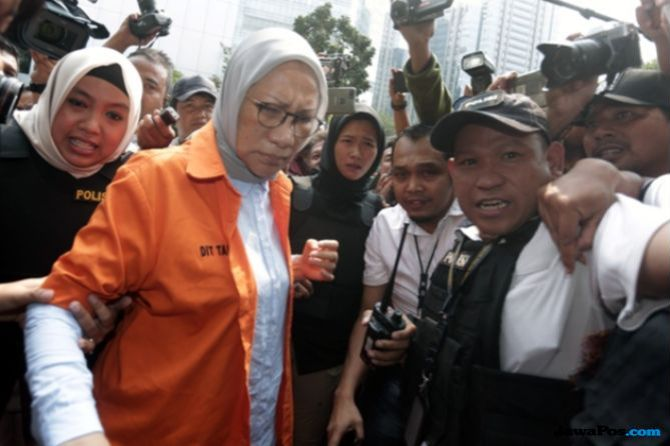 Usulan Tahanan Kota Ratna Sarumpaet Ditolak Penyidik