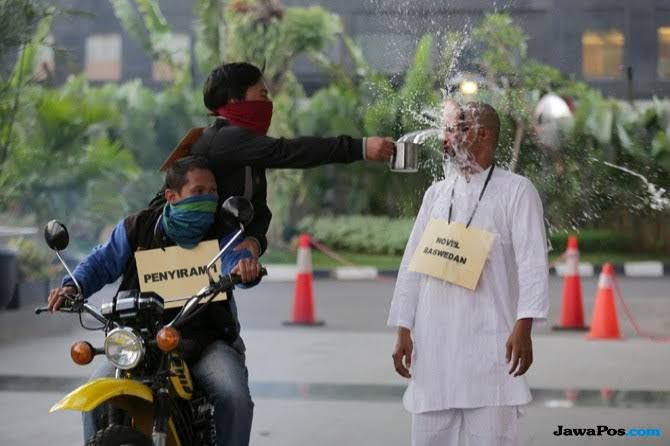 Usut Tuntas Kasus Novel, Idham Azis Jadi Ketua Tim Gabungan Polri