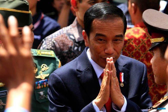 Video Ucapan Provokatif Jokowi Viral, Begini Pembelaan Jubir Istana