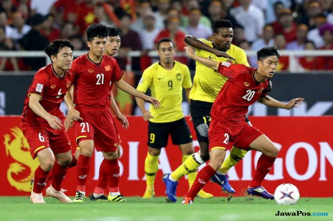 Piala AFF 2018, Vietnam, Myanmar, Malaysia, Klasemen Grup A