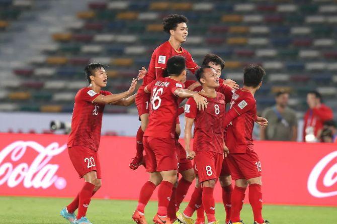 Piala Asia 2019, Vietnam, Jordan, Perempat Final