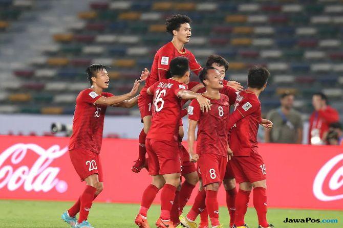 Piala Asia 2019, Vietnam, Timnas Vietnam, Babak 16 Besar, Asia Tenggara