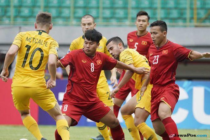 Piala Asia U 19 2018, Vietnam, Vietnam U 19, Klasemen Sementara, Klasemen Grup C