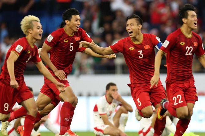 Piala Asia 2019, Vietnam, ASEAN, Asia Tenggara, Perempat Final