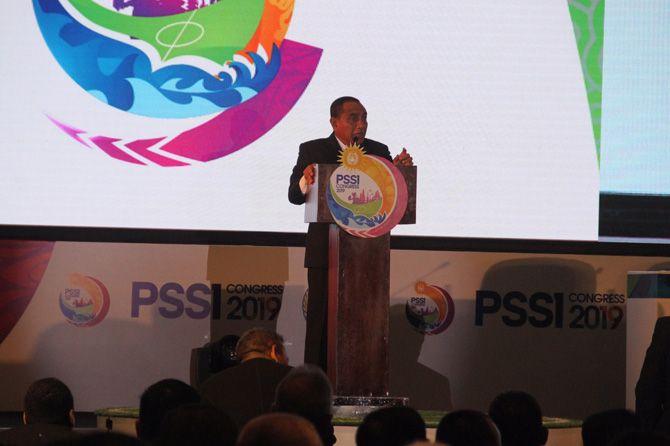 Edy Rahmayadi, Kongres PSSI 2019, PSSI, Voters PSSI, Ketum PSSI