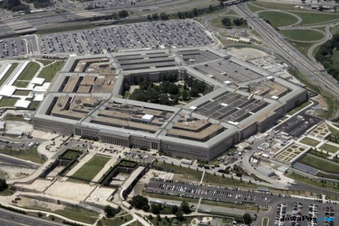 Waduh, Pentagon Tak Punya Laporan Keuangan Jelas