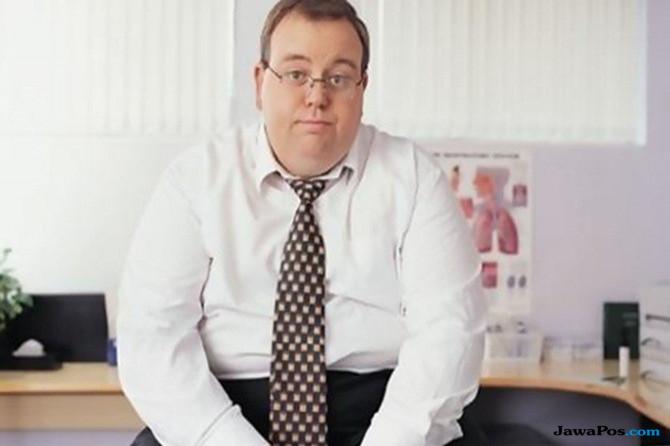 Waduh, Pria Obesitas Punya Sperma Sedikit