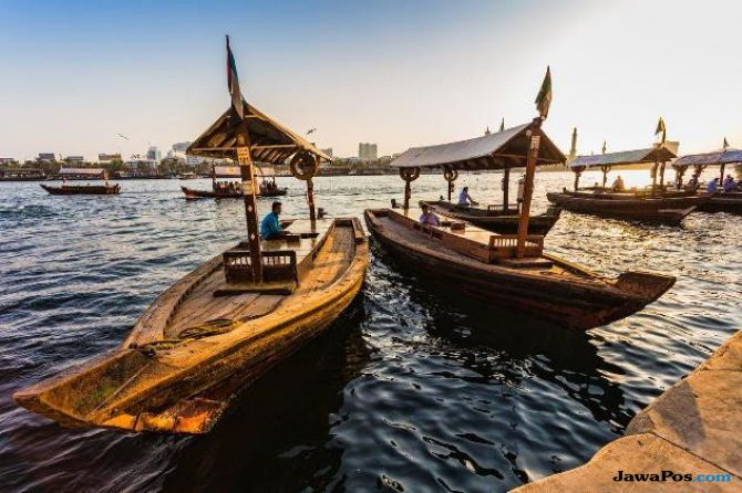 Wah, Dubai Creek Masuk Nominasi Situs Warisan Dunia