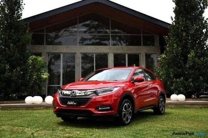 Walau Krisis Moneter Menerjang, New Honda HR-V Tetap Laris