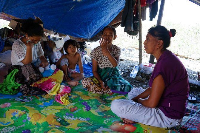 Warga Sulteng Ini Keberatan Rencana Pemerintah Hentikan Evakuasi