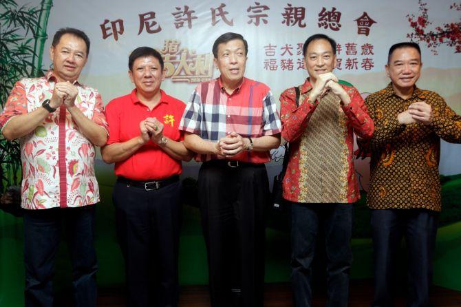 Warga Tionghoa Berharap Pemilu Damai