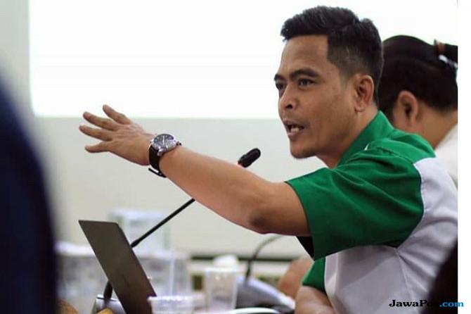 Wakil Sekjen DPP Partai Gerindra, Mohammad Nuruzzaman