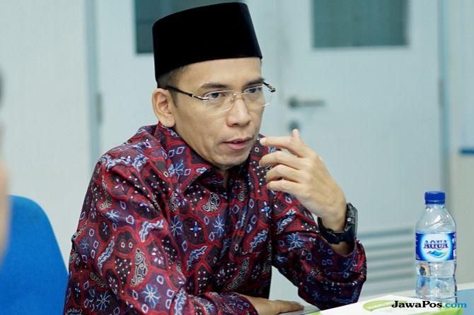 Gubernur NTB TGB Zainul Majdi