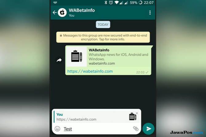 WhatsApp, WhatsApp Fitur Baru, WhatsApp Swipe to Reply