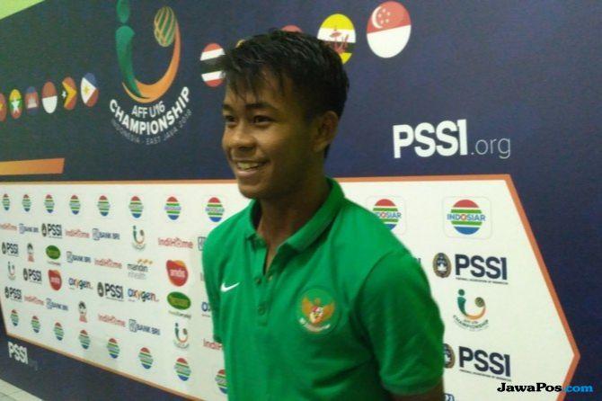 Persebaya Surabaya, M Supriadi, Supriadi, Timnas U 16 Indonesia