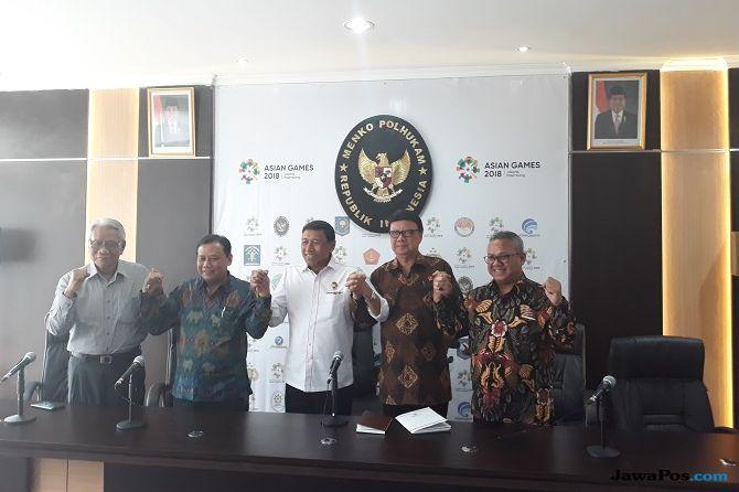 Wiranto Gelar Rakorsus Bahas Eks Koruptor Nyaleg, Begini Hasilnya
