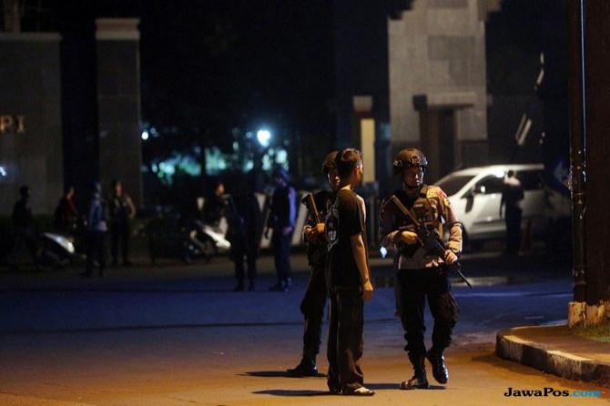 Wiranto Nilai Bentrokan di Mako Brimob Menyangkut Keamanan Nasional