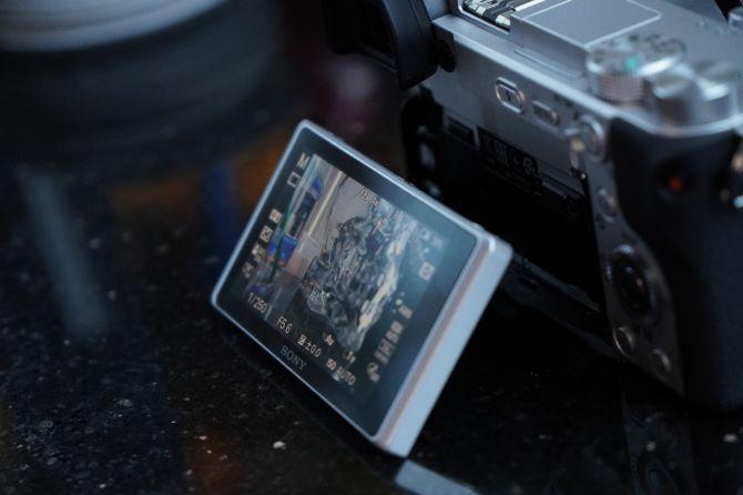 kamera mirrorless, kamera, AI,