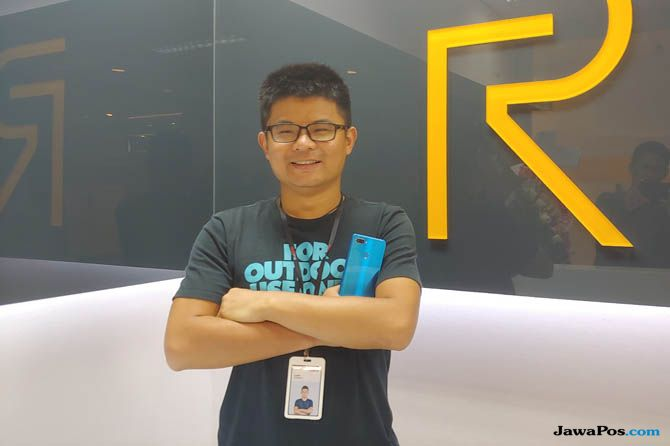 Realme, Realme Xiaomi Redmi, Josef Wang Realme