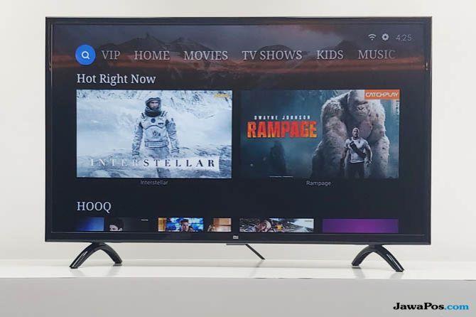 Xiaomi Smart TV, Xiaomi Mi TV 4A, Xiaomi TV Indonesia