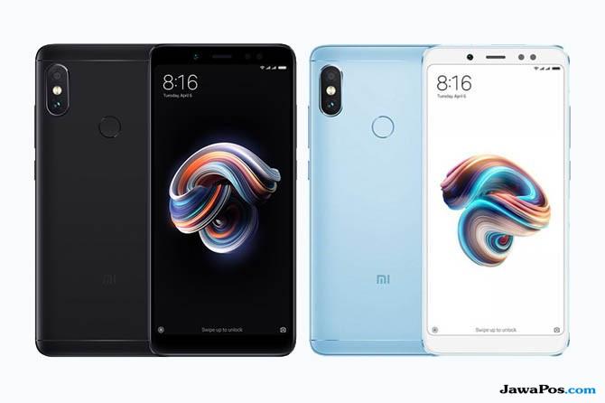 Xiaomi Redmi Note 5 Pro Desainnya Mirip Iphone X Harga Pas Di Kantong