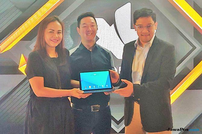 XL Axiata, XL Axiata Samsung, XL Samsung Tab S4