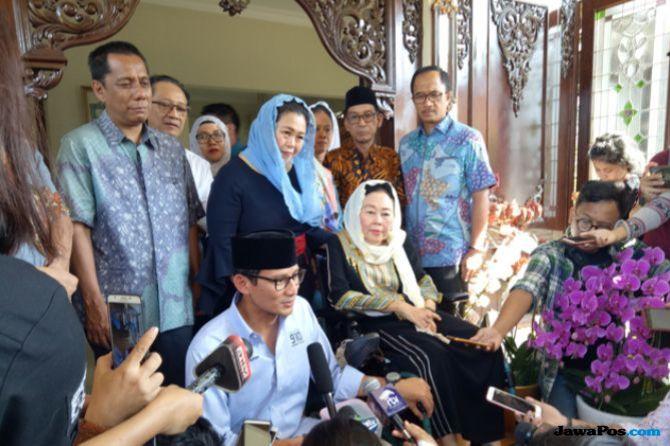 Yenny Wahid Dipastikan Dapat Tempat Spesial Jika Gabung Timses Prabowo