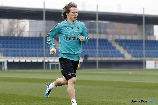 Real Madrid, Timnas Kroasia, Luka Modric
