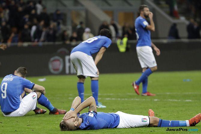 timnas italia, timnas swedia, piala dunia 2018