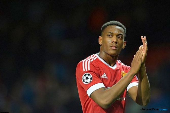 Manchester United, Anthony Martial