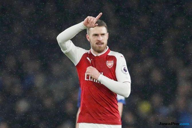 Arsenal, Aaron Ramsey