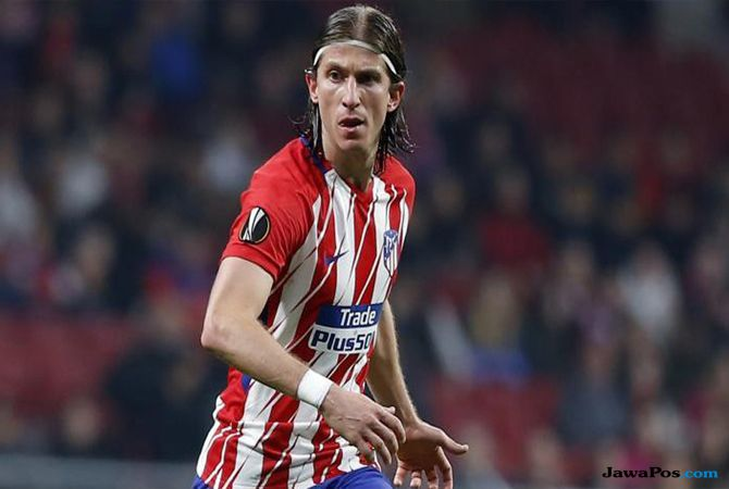 Atletico Madrid, Filipe Luis