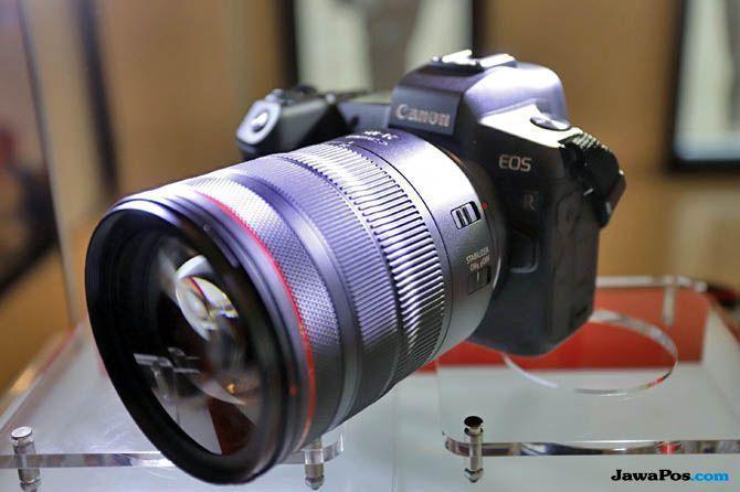Canon EOS R, kamera murah 2018, kamera digital murah