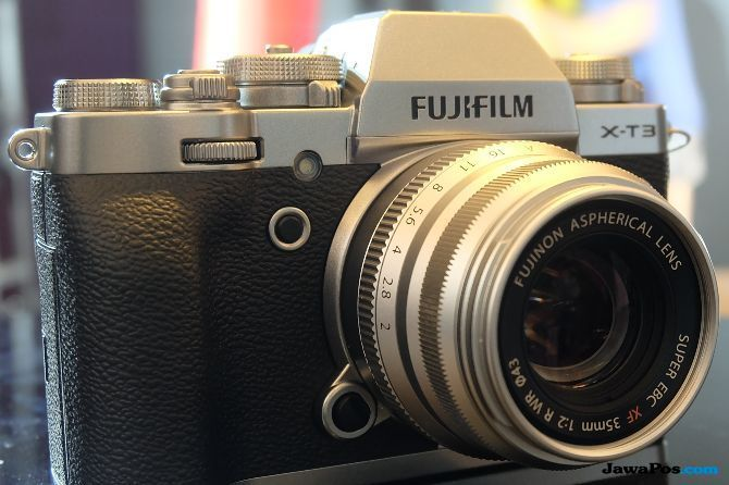 Fujifilm X-T3, kamera murah 2018, kamera digital murah