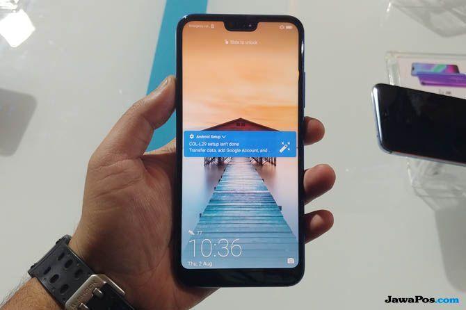 Honor 10, smartphone flagship 2018, smartphone flagship terbaru