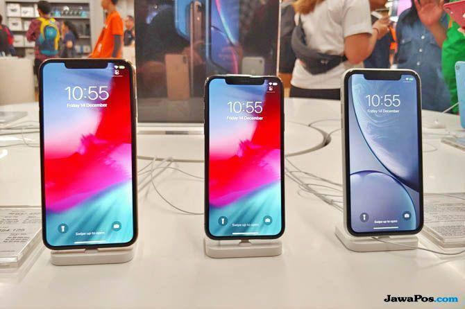 iPhone terbaru, smartphone flagship 2018, smartphone flagship terbaru