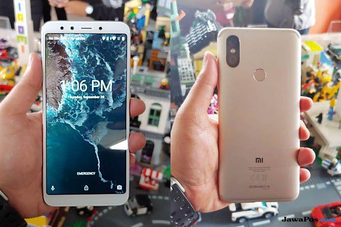 Xiaomi Mi A2, Xiaomi Mi A2 keunggulan, Android One Xiaomi Vs Nokia