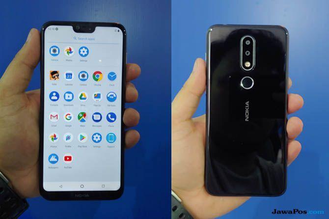 Nokia 6.1 Plus, Nokia 6.1 Plus keunggulan, Android One Xiaomi Vs Nokia