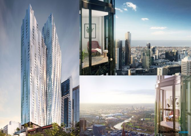 Aman dan Mudah Investasi Apartemen di Melbourne Australia dengan Brady