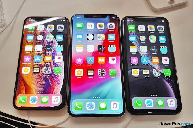 Pembeli pertama iPhone, iPhone masuk indonesia, iphone xs indonesia