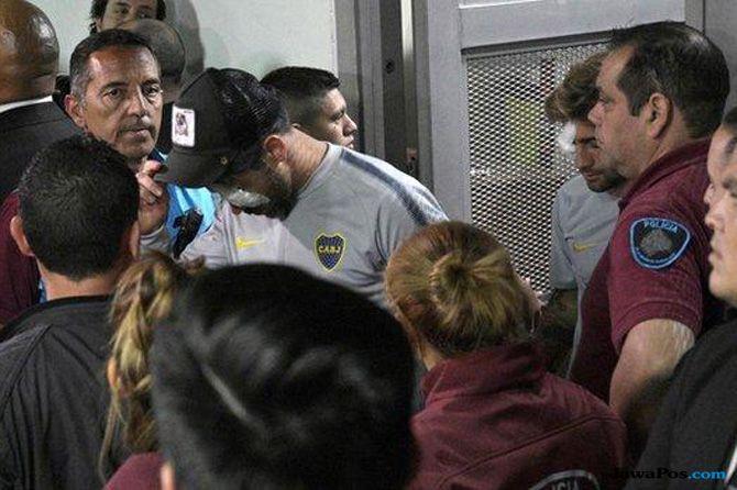 Copa Libertadores, Boca Juniors, River Plate, Carlos Tevez