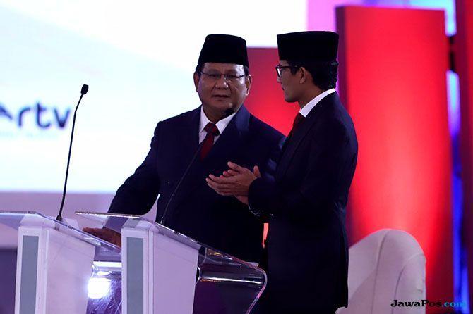 Debat Pertama, Ide Ma'ruf Amin dan Sandiaga Uno Tidak Optimal